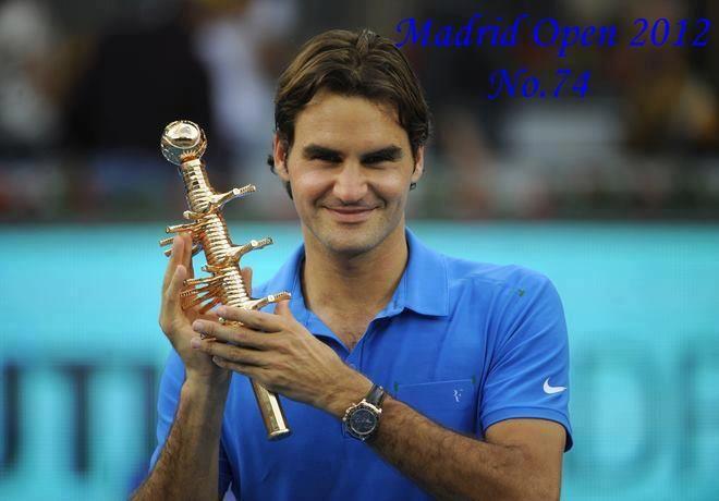 Madrid Open 2012