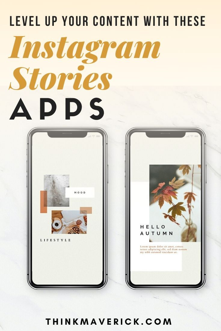 8 Best Apps For Instagram Stories Level Up Your Visual Content Thinkmaverick My Personal Journey Through Entrepreneurship Best Instagram Stories Instagram Story Instagram Apps