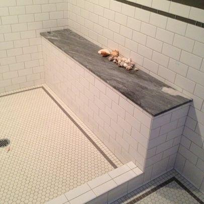 10 best images about shower bench on pinterest teak stone shower and marbles. Black Bedroom Furniture Sets. Home Design Ideas