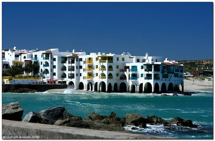 Club Mykonos- Langebaan, South Africa Lovely for holiday - fond memories os this Club Mykonos