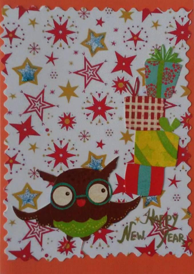 Handmade warm wishes card for New Year. #art #handmade #greetingcards #greetings #christmas #cristmastree #card #papergoods #artcollection #artcollector #artist #artlover #design #milan #instaart #newyear #instaartist #italy #lidiiart #lidiiaboichenkoart