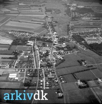 arkiv.dk   Luftfoto: Sdr. Omme