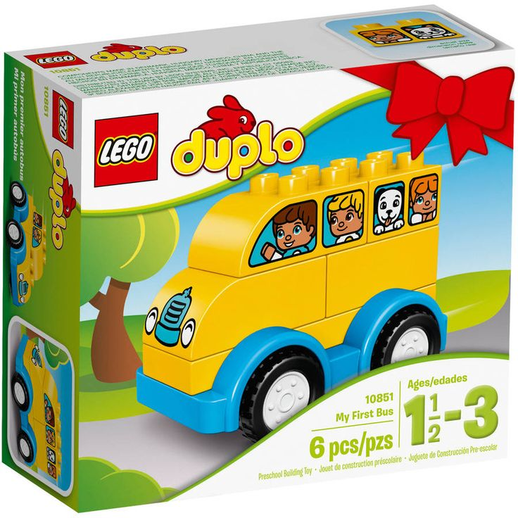 LEGO Duplo My First My First Bus $3.99