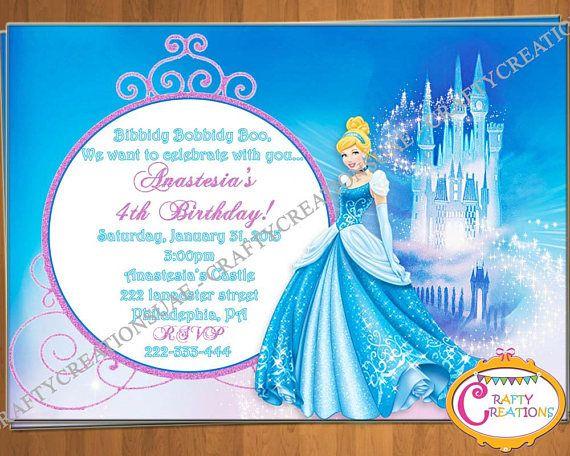 This Item Is Unavailable Etsy Cinderella Invitations Gift Tags Birthday Cinderella Birthday Invitation