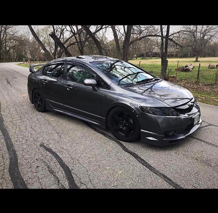 1000+ Ideas About Black Honda Civic On Pinterest