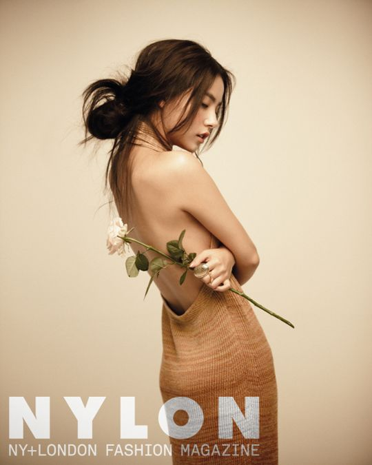 Min Hyo Rin in Nylon Korea September 2012