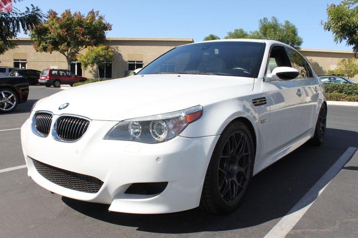 Car Saints - Used Car Inspection: 2006 BMW M5, Car 2006 BMW M5 SMG Inspection Details
