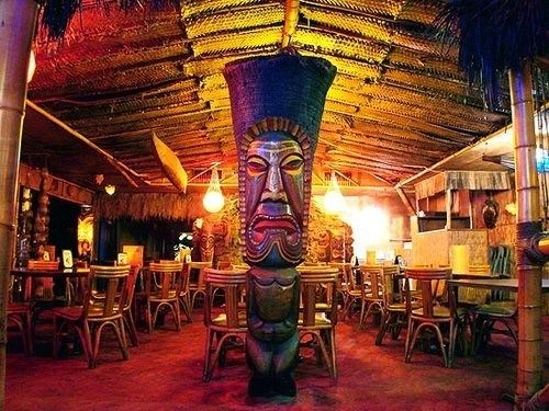 Best images about pacific island tiki style on