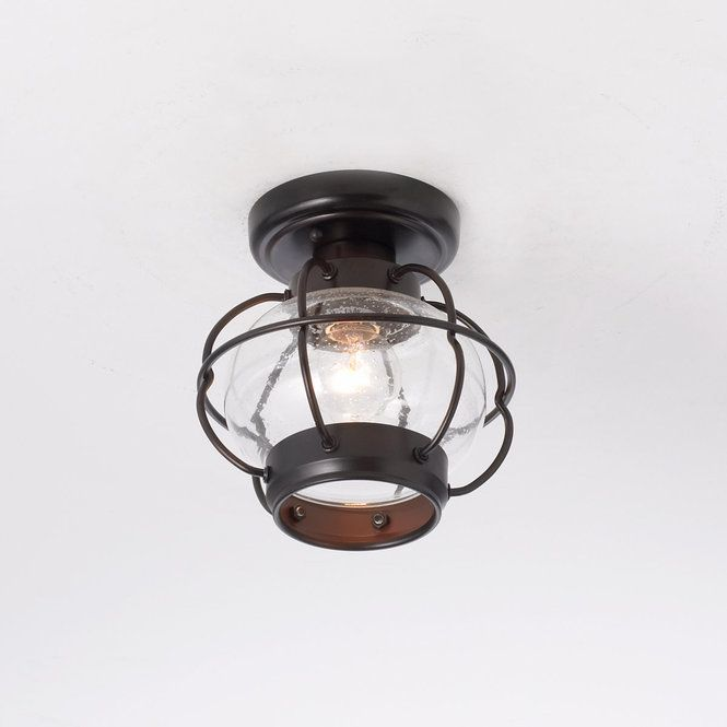 Check out Nautical Onion Outdoor Ceiling Light from Shades of Light