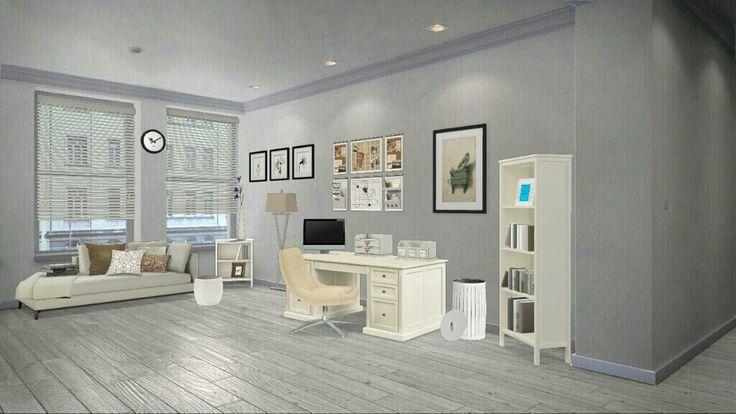 Home office prototype