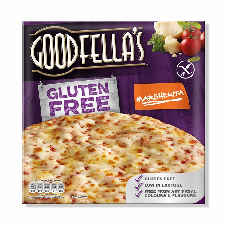 Goodfellas Gluten Free Pizza Margherita by Mesh Dublin