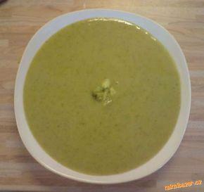 Výborná brokolicová polévka i pro drobotinu ,)