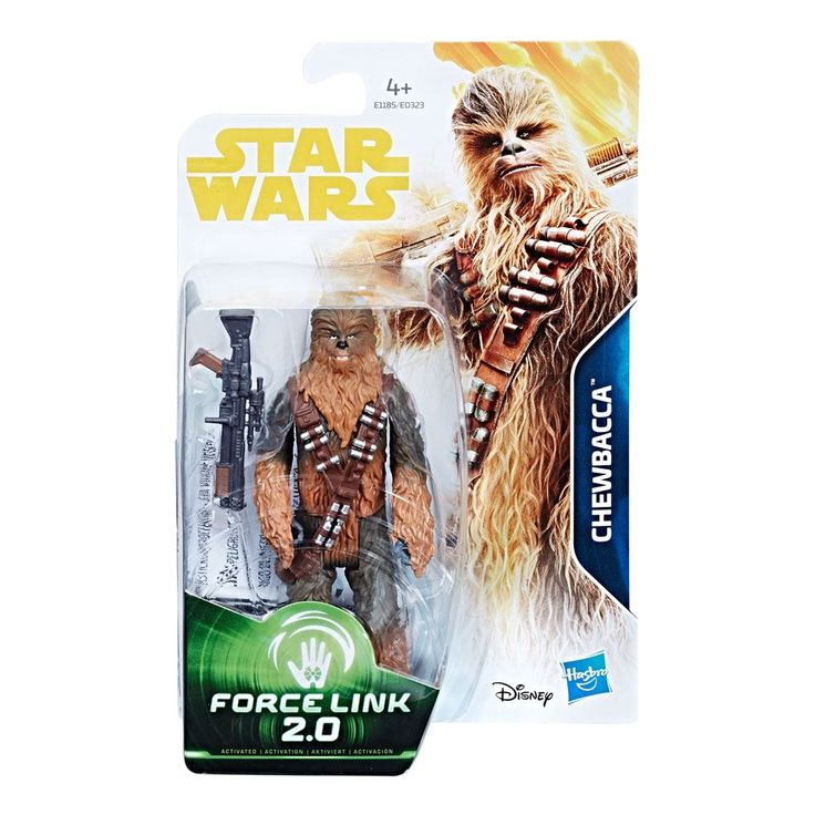 New Star Wars Force Link 2.0 Action Figure Images Released