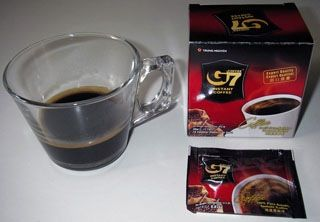 Review: Trung Nguyen G7 Instant Coffees & Cappuccinos | Single Serve Coffee
