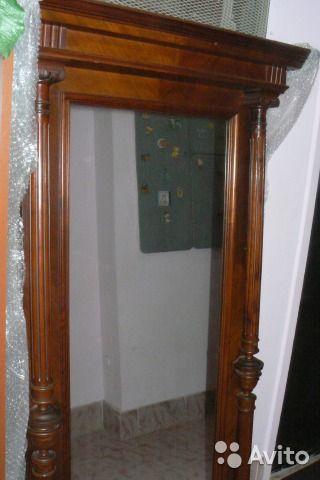 Старинное зеркало — фотография №2