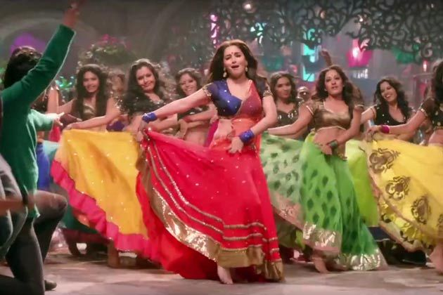 "Madhuri Dixit is back with her latest song ""Ghagra"" from movie ""Yeh Jawaani Hai Deewani""."