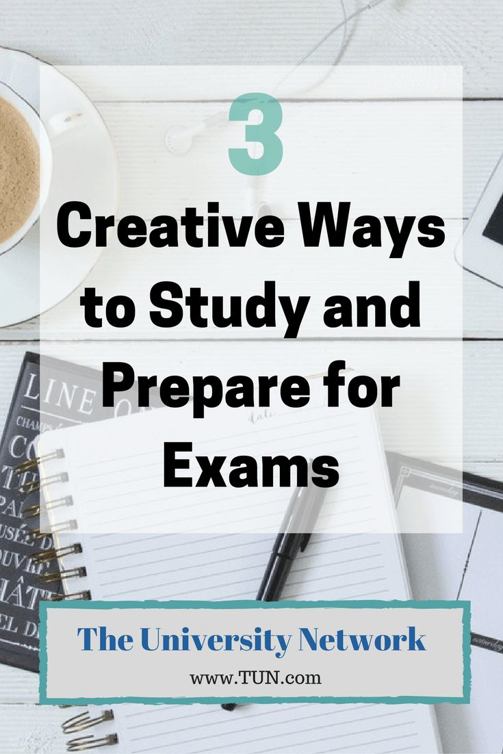 """Finals week has earned the title """"hell week"""" because it is hard to bear– torturous, even. But if we prepare well in advance, and throw in some fun and creativity, studying ain't so bad!"""