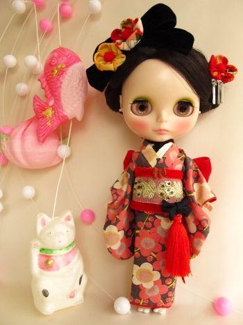 Blythe Japan