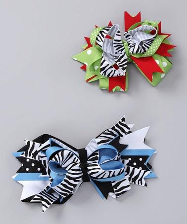 Cool hair bows