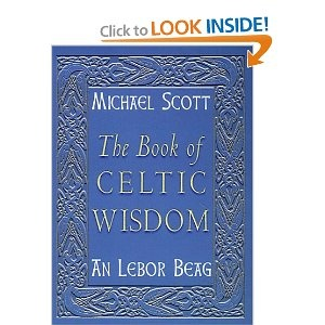 Book of Celtic Wisdom. The Celts were a race which loved language, which held the Bard and the Poet to be the equals of Kings. This is a collection of folktales and legends, poems and proverbs, triads and blessings of the Celtic people.