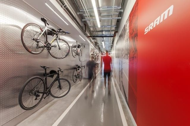 SRAM HQ  / Perkins+Will