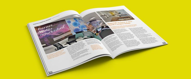 brochure design and copywriting manchester