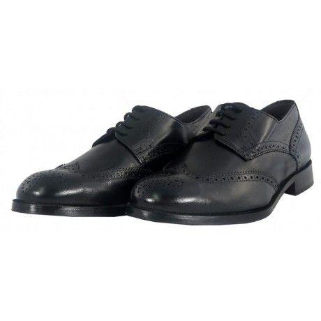 Scarpa brogue - Fontana Uomo #scarpe #brogue #uomo #Fontana #madeinitaly #nero