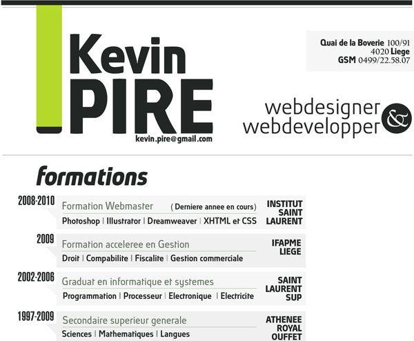 106 best DESIGN Resumes images on Pinterest Resume design - webmaster job description