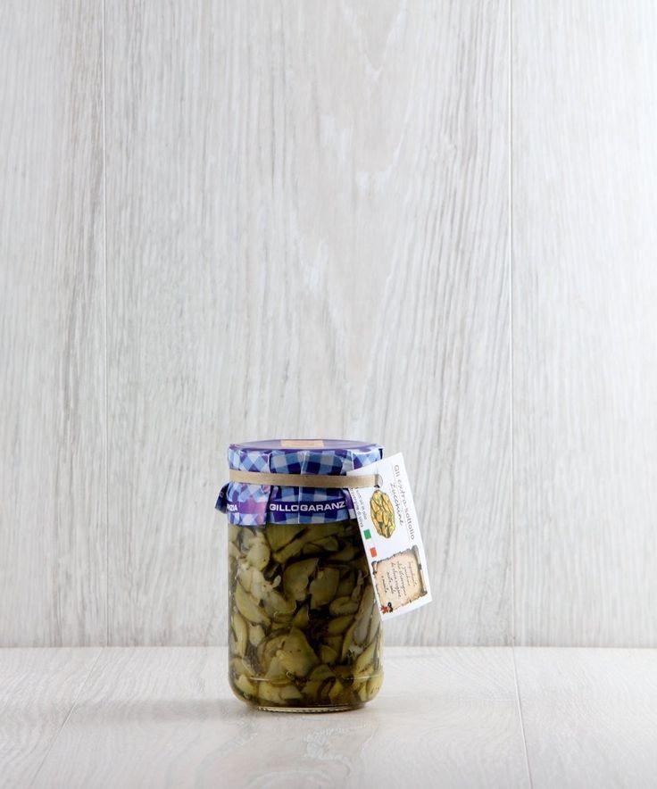 Extra sott'olio Zucchine - A.A. Cerbo € 5,00