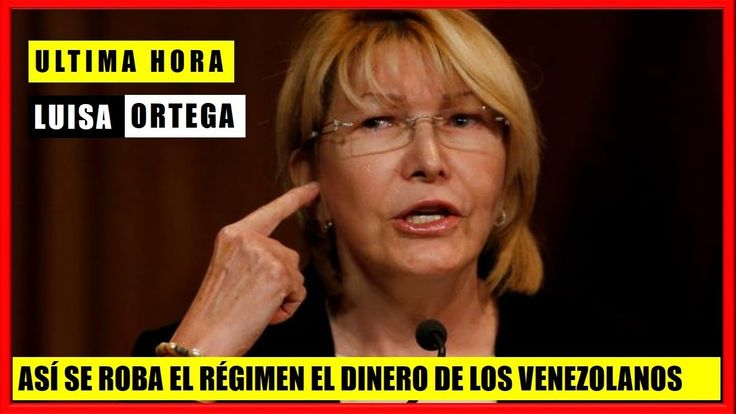 LUISA ORTEGA HABLA DEL SECRETO MEJOR GUARDADO DEL RÉGIMEN DE MADURO ║ UL...