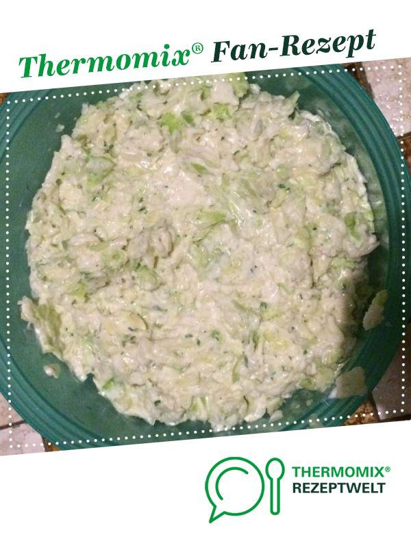 Salade de chou crémeuse   – Kochen