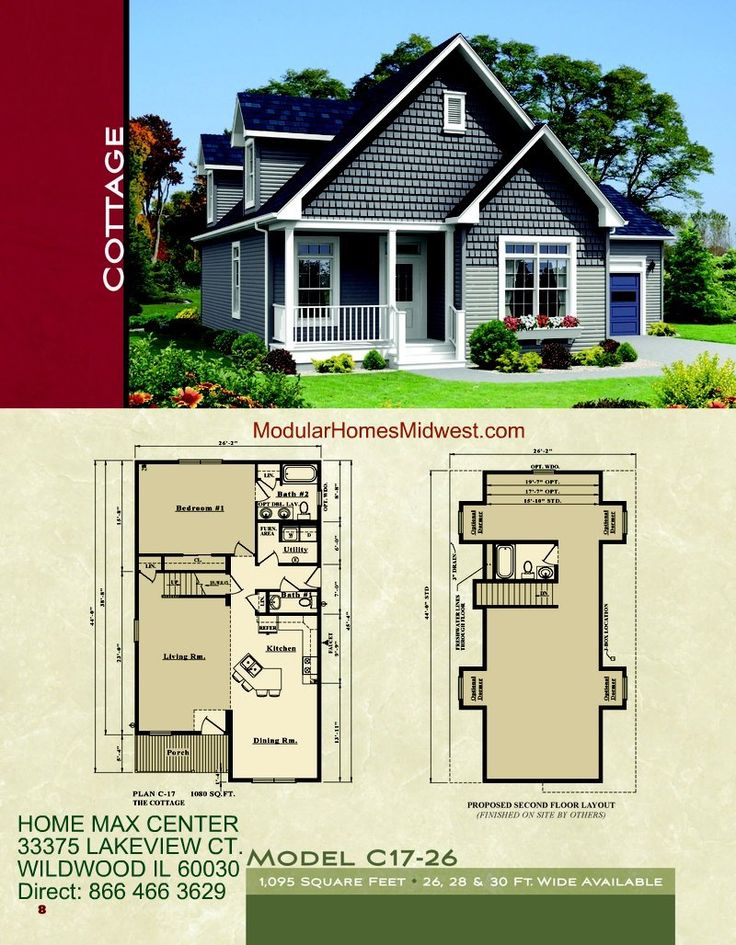 19 best images about houses on pinterest cove home and for Cape cod modular home floor plans
