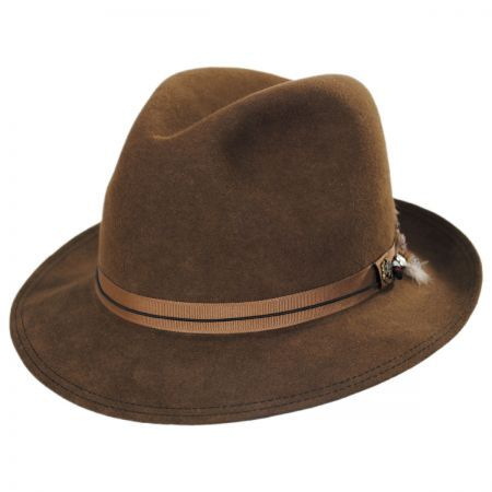 All Fedoras - Where to Buy All Fedoras at Village Hat Shop  0b88d005ed27