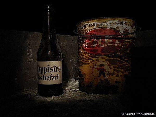 cellar found:Trappistes Rochefort