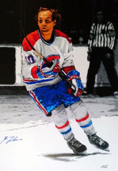 Guy Lafleur en action!!