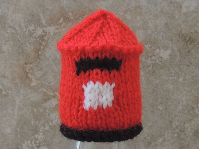 Innocent Smoothies Big Knit Hat Patterns Post Box