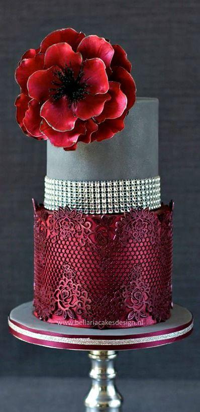 more info at Caljavaonline.com Marsala/wine colors very big!