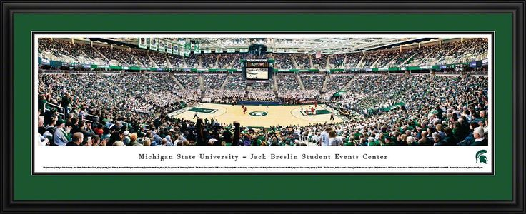 Michigan State Spartans Panoramic - Breslin Center Picture - Basketball https://www.fanprint.com/licenses/air-force-falcons?ref=5750