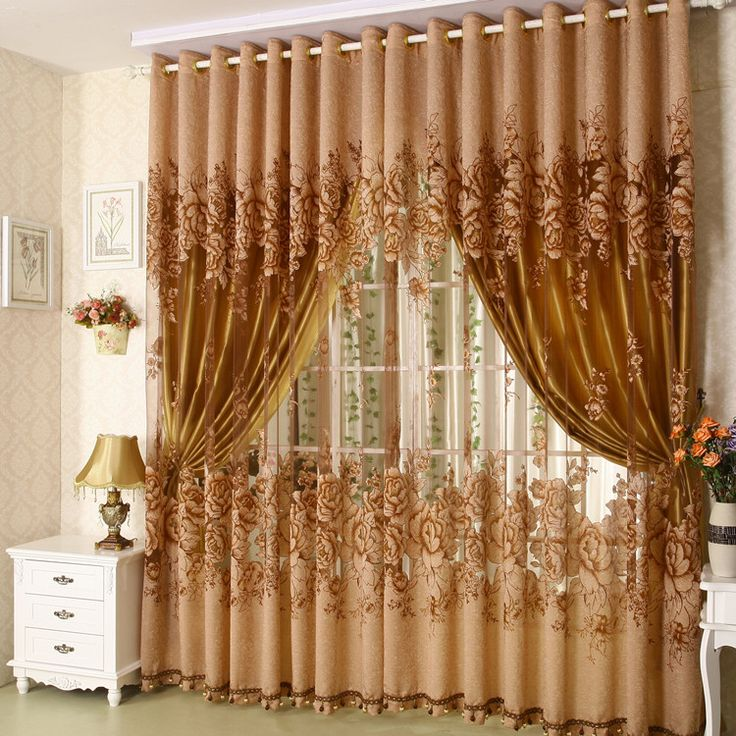 living room window valance ideas%0A Curtains Have Great Power In Changing The Look Of Your Home