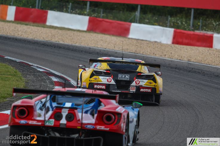 Ford GT LM-GTE (Foto: MK Photography)