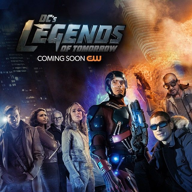 What time is legends of tomorrow on tonight-7904