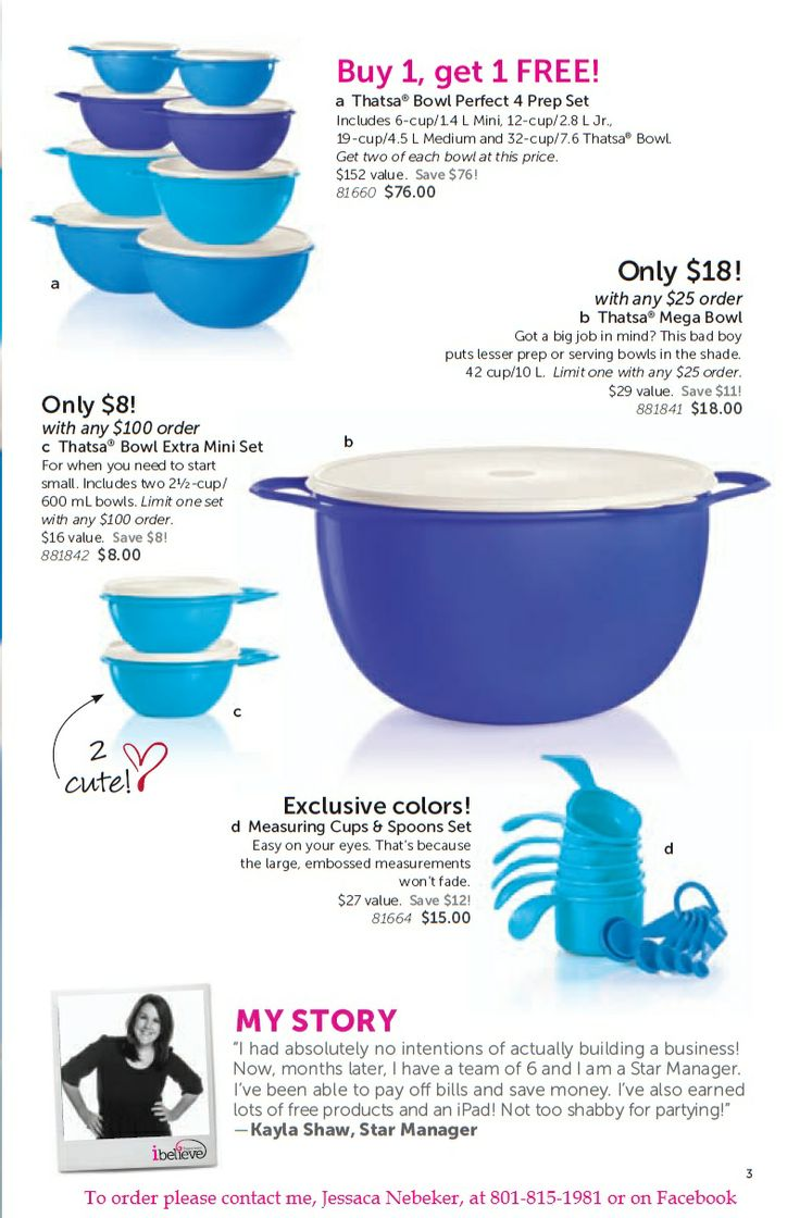 12 best Tupperware images on Pinterest | Tub, Tupperware and Bowls