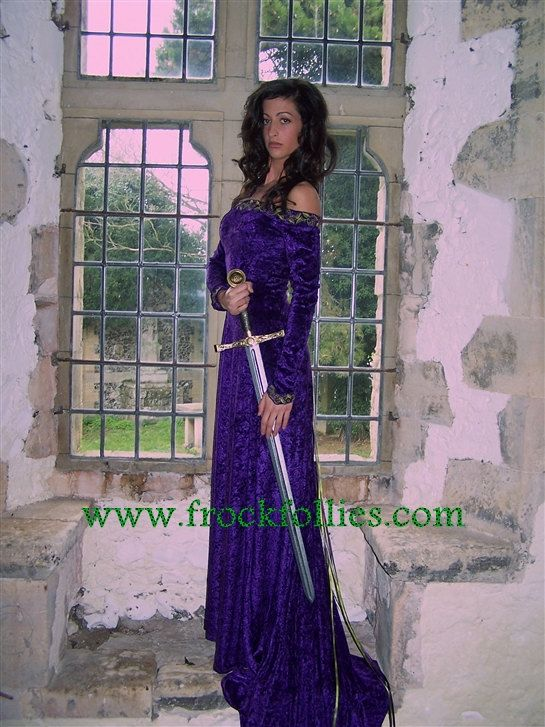 Hey, I found this really awesome Etsy listing at https://www.etsy.com/listing/95273379/medieval-gown-elvish-dress-pagan-wedding