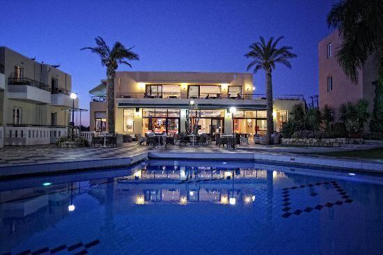 Hôtel Bellos 3* Heraklion, promo séjour pas cher Crète Promovacances prix promo séjour Promovacances à partir 499,00 € TTC 8J/7N