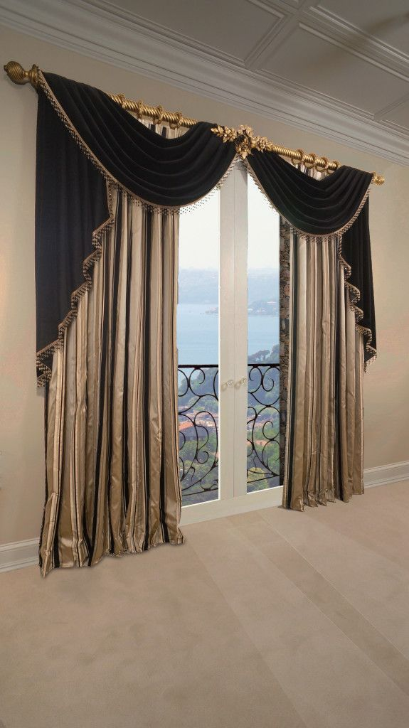 Beautiful Elegant Formal Living Room Drapery Made By Tracy Arnold At Marc Pridmore Designs Transform Your Windows In Your Home Curtains Curtain Designs Beautiful Curtains