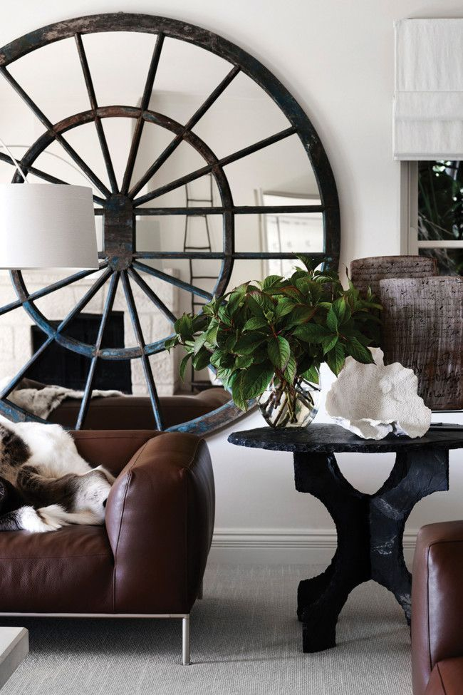 House tour: a lesson in layering by interior designer Pamela Makin gallery - Vogue Living