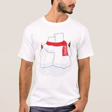 Coca-Cola Bear Couple T-Shirt - click to get yours right now!