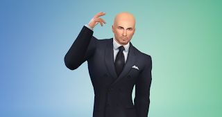KoudoIsraSims: Cesaro Sims 4