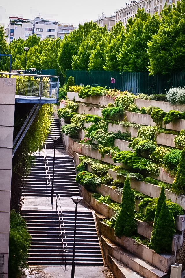 Promenade plantée...inspiration for your Paris vacation from Paris Deluxe Rentals