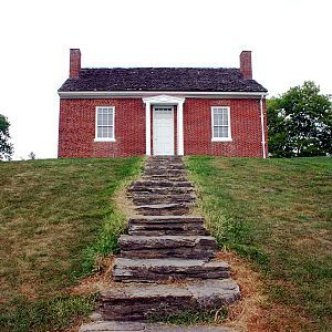 The John Rankin House (abolitionist) - Rankin is said to have helped some 2,000 passengers escape along the Underground Railroad.